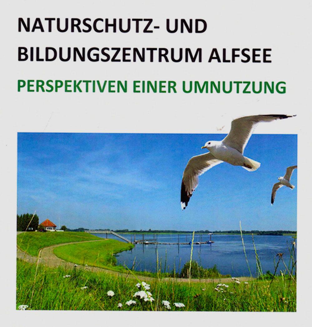 Es gibt eine Planung für ein Naturschutz- und Bildungszentrum.