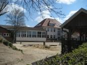 In Gehrde: provisorischer Unterricht in der alten Turnhalle. Wie lange noch, fragen sich die Gehrder?