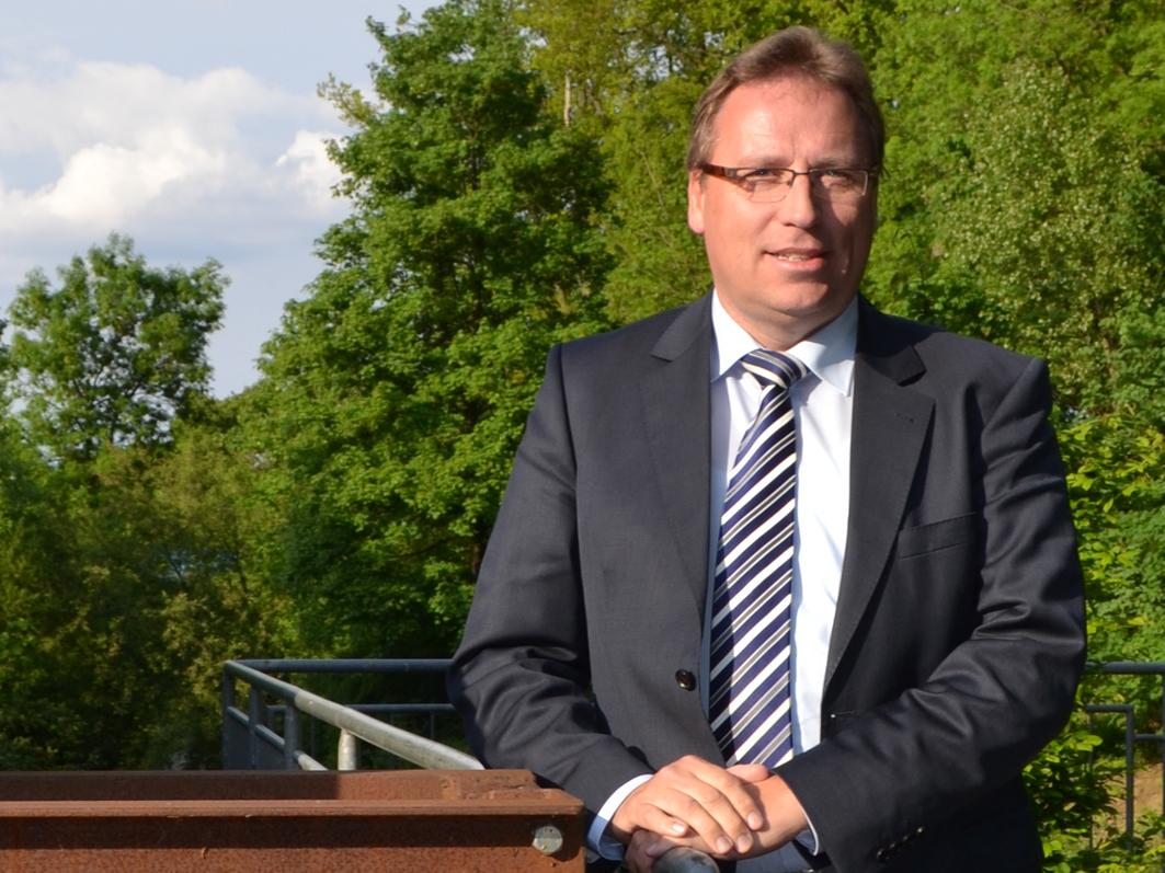 2012 kam Dr. Horst Baier von Osnabrück an die Bersenbrücker Hase, als Bürgermeister der Samtgemeinde. © Foto: Horst Baier