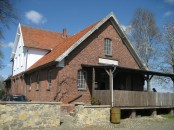 Der einstige Bahnhof Alfhausen ist heute Privatbesitz und so müsste ein neuer Bahnhalt gebaut werden.