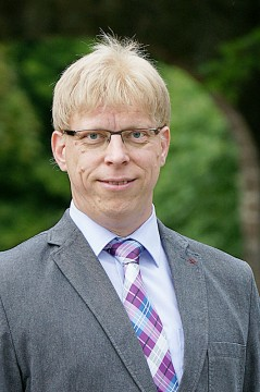 Sebastian Hüdepohl (CDU), Bürgermeister von Rieste