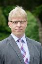 Sebastian Hüdepohl, der Bürgermeister von Rieste.