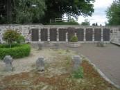 In Ankum erinnert dieses Stätte an die Toten und Vermissten des Zweiten Weltkriegs.