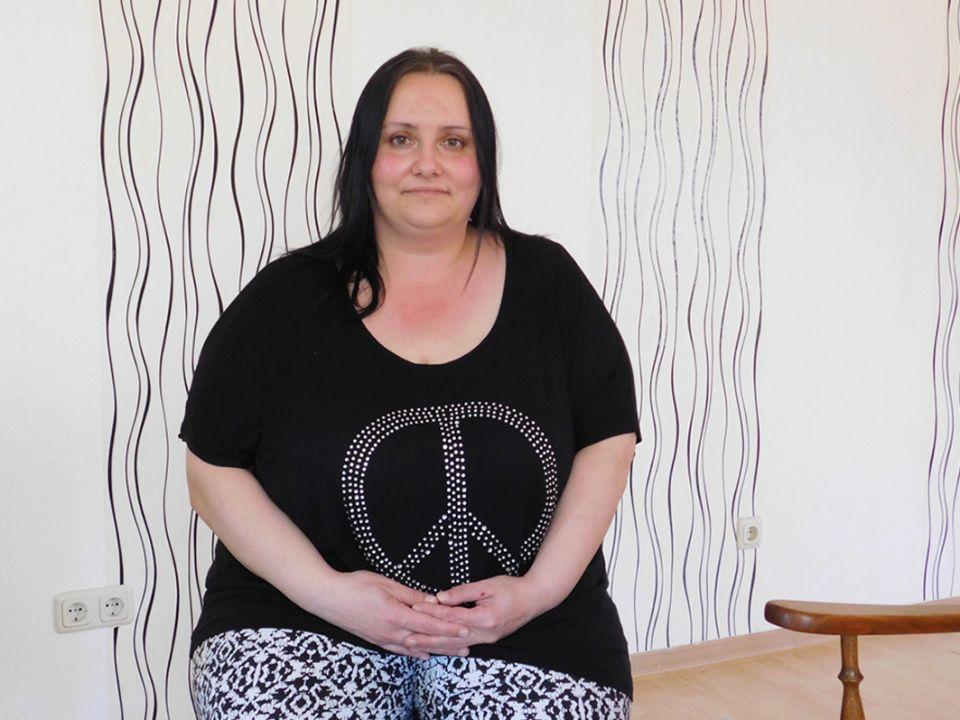 """Roma Korytkowska, die Frau aus der ZEIT: """"Viel Angst bei"""