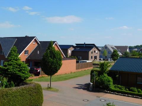 Wie hoch die Grundsteuer fürs Haus ist, hängt vom Wohnort ab.