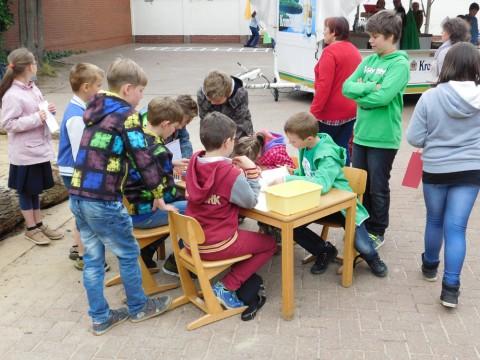 Nach der Feierstunde freuten sich Kinder aller Altersgruppen über ein buntes Spiel- und Spaßangebot.