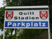 Ins Stadium hat der SV Quitt Ankum in den letzten Jahren so einiges investiert.