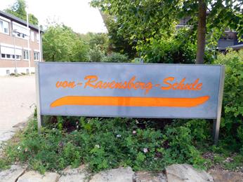"""Bersenbrücks Oberschule ist in den Gebäudekomplexen """"Nord"""" und """"Süd"""" der Von-Ravensberg-Schule zu Hause."""