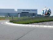 Der Niedersachsenpark mit adidas: Horst Baier erwartet gute Steuereinnahmen.
