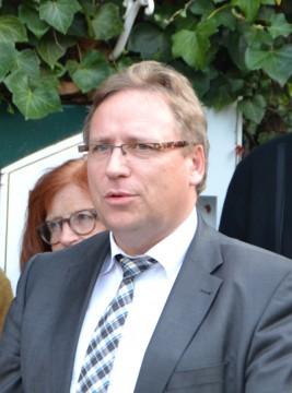 """Samtgemeindebürgermeister Dr. Horst Baier verweist auf seine """"Finanzverantwortung""""."""