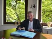 Christian Klütsch ist seit September 2013 Bürgermeister der Stadt Bersenbrück.