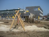 Stand 2014/2015 oben auf der Prioritätenliste: Umbau und Erweiterung der Oberschule Ankum.