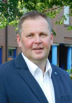 Klaus Wübbolding (CDU), Bürgermeister von Alfhausen.