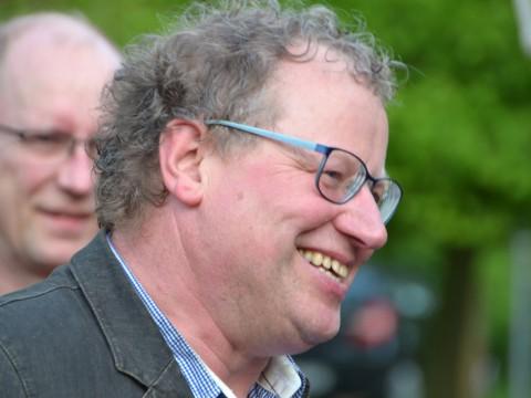 Bürgermeister Detert Brummer-Bange (UWG) blickt auf ein arbeitsreiches Jahr zurück.