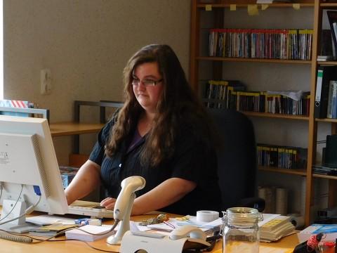 Jeannette Hammel leitet seit Mai das Medienforum Bersenbrück.