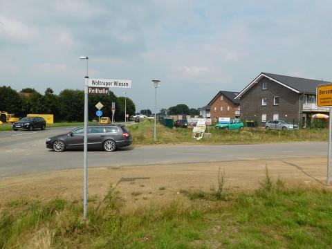 Fast alle Gemeinden tätigen Investitionen in Grundstücke für Wohn- und Gewerbegebiete – wie hier in Bersenbrück.