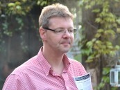 Markus Revermann (UWG). 15,45% der Wähler gaben 2011 der UWG ihre Stimme.