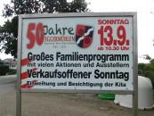 Zum 50. Geburtstag feiert Eggermühlen ein Familienfest.