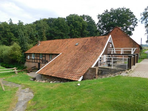 Schnell im Grünen: Wie hier bei der Mühle am Eggerbach.