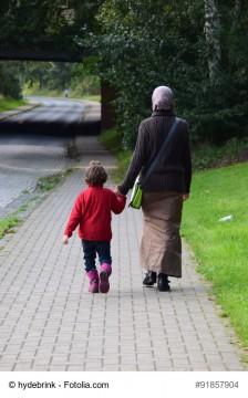 Zur Ruhe kommen, ohne Angst vor Krieg und Terror zu leben: Für die Kinder so wichtig wie für die Erwachsenen.