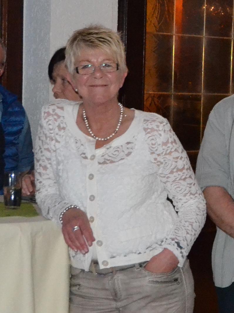Durch und durch Eggermühlenerin: Ruth Gerdes.