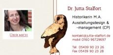 Jutta Stalfort hat Ideen zur Nutzung der Klosterpforte entwickelt. Screenshot www.jutta-stalfort.de