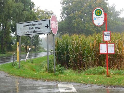 Nicht nur Bramsche-Hesepe: Fast alle Aufnahmestellen in Deutschland sind überfüllt.