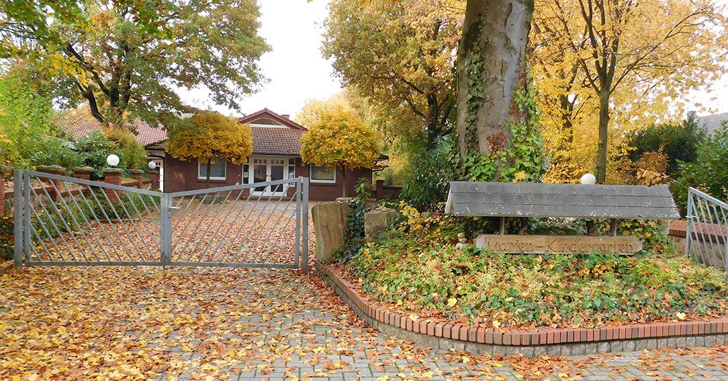 In Eggermühlen steht der alte Kindergarten seit dem Umzug in die neue KiTa leer.