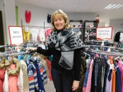 Tatjana Thünemann bereicherte Ankum mit einem Laden für neue und second Hand Kinderkleidung.