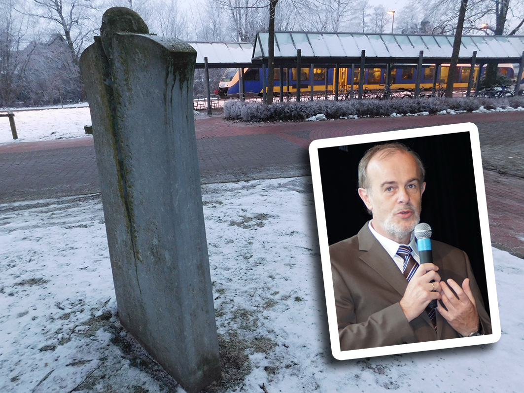 Am 26. Januar um 11.35 Uhr wird Bernhard Mecklenfeld zum 12. Mal die Gedenkfeier zum Internationalen Holocaust-Gedenktag in Bersenbrück eröffnen.