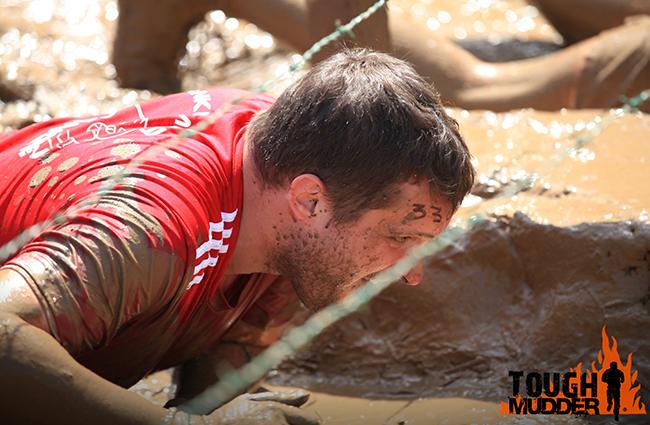 "Dirk Raming: Action & Fun beim Extrem-Hindernislauf ""Tough Mudder""."