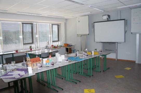 Bekam Auszeichnungen für die Qualität der Arbeit: Die Oberschule in Ankum.
