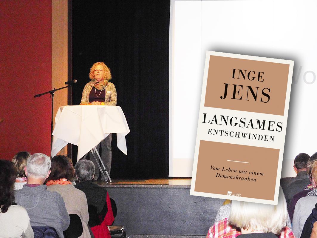 Zwei Frauen, ein Thema: In der Samtgemeinde arbeitet Gabriele Linster an einem Netzwerk der Hilfe. Inge Jens schrieb ein Buch zum Leben mit der Demenz-Erkrankung ihres Mannes.