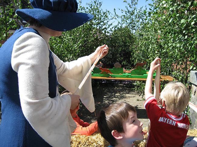 Schon vor zwei Jahren war das Marktfest für Kinder eine spannende und abwechslungsreiche Erlebniswelt. Auch in diesem Jahr werden die Kleinen wieder voll auf ihre Kosten kommen.