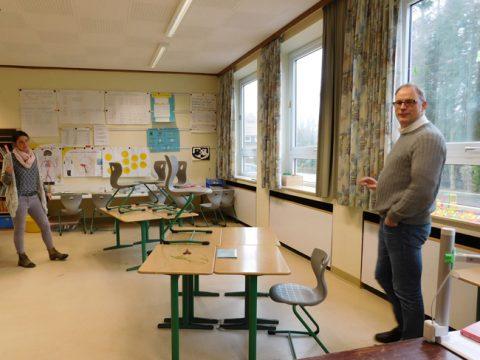 Eggerm hlen ortstermin in der grundschule klartext sg for Fenster zieht