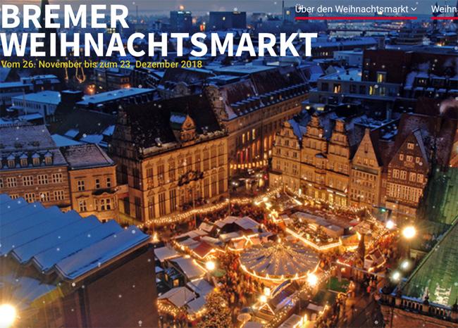 Bremen Weihnachtsmarkt.4 X Weihnachtsmarkt Romantik Vom Feinsten Klartext Sg