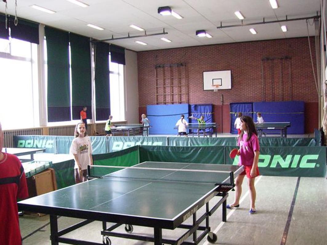 Noch kann der SV Quitt Ankum die Grundschul-Turnhalle an der Kolpingstraße nutzen. Foto: SV Quitt Ankum