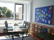Einer der neuen Räume der Ankumer Oberschule.