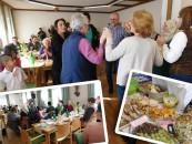 Ein multikulturelles Buffet, Musik und Tanz: Am Sonntag, 28. Februar, erlebte das Kath. Pfarr- und Jugendheim in Alfhausen ein Fest der besonderen Art.